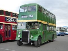 Salford City Transport WRJ179 (RL Buses) Tags: busrally bus showbus donington doningtonpark preservedbus