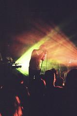 Foxing II (Patrick_Lynch) Tags: film 35mm kodak concert rock punk emo bands music night