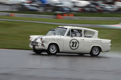 HSCC/HRSR Historic Touring Car Championship Ford Anglia (motorsportimagesbyghp) Tags: brandshatch motorsport motorracing autosport historic touringcar championship fordanglia hscc hrsr