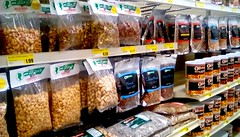 Nuts! (Maenette1) Tags: nuts display grocery jacksfreshmarket menominee uppermichigan flicker365 allthingsmichigan absolutemichigan projectmichigan