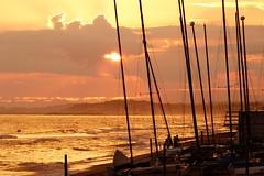 Armonia (16) (calafellvalo) Tags: calafelloctubreotoñoautumntardorsunsetcalafellvalo otoño costa mar sea calafell calafellvalo sunset marinas autumn contraluz silencio sosiego tarragona catalonia spain mediterranean
