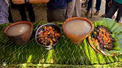 papeda-di-dalam-sempe-festival-makan-papeda-kampung-abbar-4 (Agung Hari W) Tags: pulangkepapua abbar papeda papua sagu