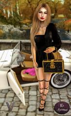 THE AVENUE #21 (Ai Lee SL) Tags: secondlife avatar avatarblogger event vitualfashion game slavatar