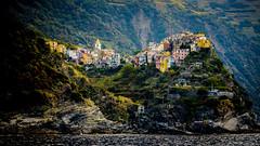 Entre mar y montes, Corniglia, Cinque Terre (pepoexpress - A few million thanks!) Tags: nikon nikkor d750 nikond750 nikond75024120f4 24120mmafs pepoexpressflickr landscape corniglia cinqueterre italy sea seascape village traveltrypviaje travel