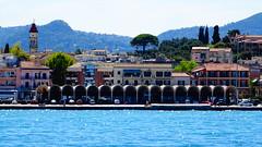 Λιμανι Κερκυρας DSC06277 (omirou56) Tags: 169ratio sonydschx60v port corfu greece hellas sky sea mountains λιμανι κερκυρα θαλασσα ουρανοσ βουνα κτιρια εκκλησια καμπαναριο ιονιο