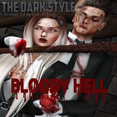 DARK STYLE FAIR TDSF6 - Bloody Hell (taox_novaland) Tags: