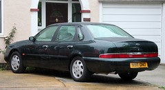 N911 GNO (2) (Nivek.Old.Gold) Tags: 1996 ford scorpio 29 12v ultima auto hancock