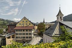 Kitzbühl (Lutz.L) Tags: natur tirol österreich outdoor stadt häuser himmel kitzbühl