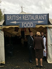 The British Restaurant entrance 13Oct18