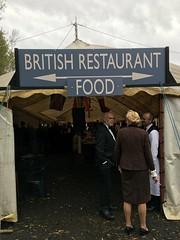 The British Restaurant entrance 13Oct18