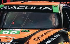 Acura with Katherine Legge at the wheel (Osajus) Tags: 2018 petitlemans roadatlanta imsa weathertech weathertechchampionchip car carrace race racecar racing nsx gt3 continental acura gtd