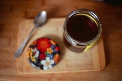 sweet :) (yury shulhevich) Tags: nikonfm2 35mmf2 agfa precisa ct100 tetenale6 slidefilm e6 selfdeveloped colorpositive noritsuls600 wideopen sweethome honey morning analoguephotography filmistheway