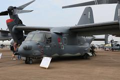 CV-22B (joolsgriff) Tags: bell boeing cv22b osprey 080050 352nd sow 7th sos usaf riat 2018 riat2018 raffairford royalinternationalairtattoo