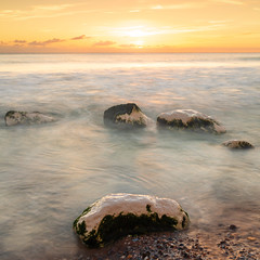 Fading Light (JamboEastbourne) Tags: billing gap seven sisters country park south downs national sea seascape rocks sunset