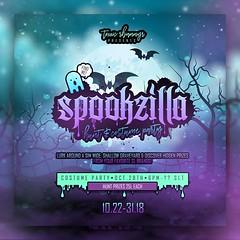 Spookzilla Hunt (taox_novaland) Tags:
