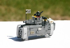 Imperial Assault Carrier (ModernBrix) Tags: imperial siege tank apc armored personnel carrier vehicle lego moc build stormtrooper modernbrix modern brix future scifi legos star wars