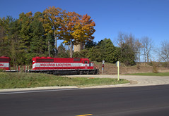 L595 Horicon-Oshkosh (Rich Peters- foosqust) Tags: l595 pickett wsor wisconsinandsouthern fall