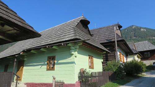20180921-23 Vlkolínec » Village typique (XIV), UNESCO