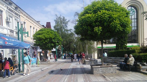 Vidin, centrum