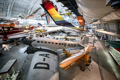 Smithsonian Air and Space Museum Udvar-Hazy Center (Steve Holsonback) Tags: udvarhazy smithsonian air space museum dulles virginia aircraft sony a7rii junkers ju 523m curtis 1a gulfhawk