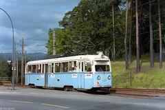 Ekebergparken (Tim Boric) Tags: oslo ekeberg ekebergbanen tram tramway streetcar strassenbahn trikk sporveier ekebergparken sporvogn