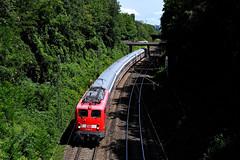 115 261 München Nockherberg (0504n) (christophschneider1) Tags: kbs950 münchen nockherberg giesing au oberbayern deutschebahn dbfernverkehr einheitselok kastenzehner 115 115261 intercity grosglockner ic 1284 ic1284 d850
