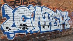 Caper... (colourourcity) Tags: streetartaustralia streetart streetartnow graffiti melbourne burncity awesome letters burner notforlikes colourourcitymelbourne colourourcity original caper dt dbl trbl dbltrbl