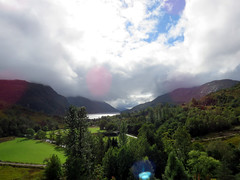 Scottish Highlands (cag2012) Tags: fortwilliam scotland highlands scottishhighlands greatbritain unitedkingdom jacobite glenfinnan glen valley sun green