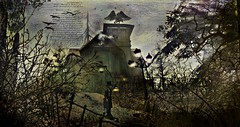 Looking for Mr Poe (Thus Yootz_3) Tags: scary spooky haunted dark halloween
