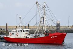 WR 112  180822-026-C6 ©JVL.Holland (JVL.Holland John & Vera) Tags: wr112 lauwersoogharbourhaven groningen scheepvaart shipping netherlands nederland europe canon jvlholland