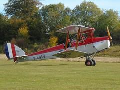 G-ANNI / T6953 DH82A Tiger Moth (c/n 85162) Popham (andrewt242) Tags: ganni t6953 dh82a tiger moth cn 85162 popham