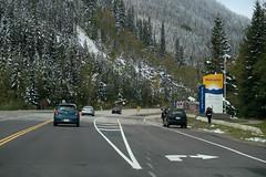 Highway 16 - Yellowhead, AB (Carneddau) Tags: alberta britishcolumbia canada highway16 yellowheadhighway border fromcar snow