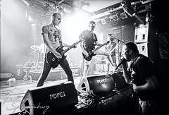 Dawn of Mankind @ POPEI - 12-10-2018 (PopEi-flickr) Tags: popei klokgebouw300 eindhoven livemuziek livemusic bands punk crusade dawnofmankind yourtimeuseit