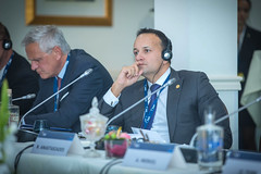A23A8677 (More pictures and videos: connect@epp.eu) Tags: epp summit european people party brussels belgium october 2018 kris peeters deputy prime minister leo varadkar taoiseach ireland