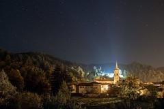 Starry night on the mountains (Ragnarøkkr) Tags: night stars autumn sky