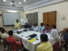 Strategic Planning Workshop for Pravasi Shramik Adhikar Manch (PSAM)