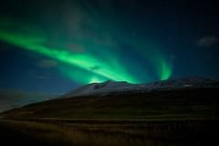 Polar Lights in Iceland (Christoph Wenzel) Tags: nacht aurora manuell herbst sonyalpha6000 urlaub island samyang12mmf20 grün natur landschaft þingeyjarsveit norðurlandeystra is auroraborealis polarlichter astro