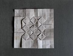 Practice, practice, practice! (anuradhadeacon-varma) Tags: tessellations tessellated tesselations scrapofpaper origami paperfolding