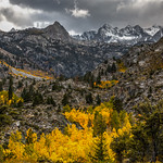 Stormy Sierra Nevada Autumn Afternoon thumbnail
