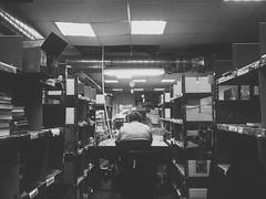 Book Sort (coffewake) Tags: noir