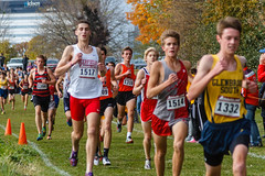 JHHS-Track_20181027-112203_133 (sam_duray) Tags: 201819 bussewoods hersey herseyxc ihsasectional jhhs john athletics crosscountry publish sports