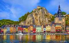 Beautiful Dinant (Ben Heine Photography) (Ben Heine) Tags: nature architecture holidays benheine sea seaside mer beauté paysage landscape seascape summer été free libre samsungs9 benheinephotography photo photography photographie plage beach art creatif creative rochefort spain portugal countryside campagne tuto tutoriel music musique discover découverte urbex model modèle voyage travel capture moment artist world monde smartphonephoto