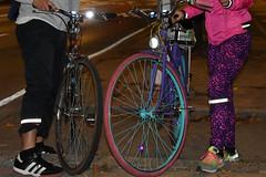 Bronx, New York (Quench Your Eyes) Tags: letsglownbx letsglownyc ny bicycle bikelights bronx fallride fordhamplaza glowatnight lumoshelmet newyork newyorkcity newyorkstate nightride nyc nycdot reflective thebronx visibility fyrflynyc