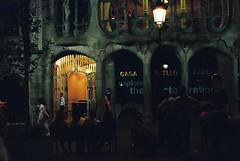 When Gaudi is sleeping (maxim.soldier) Tags: olympus om 4 5014 barcelona 50 gaudi