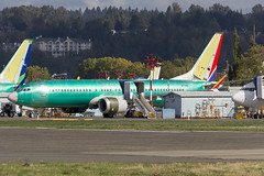 7130 1A024 42549 N8724J 737-8 Southwest Airlines (737 MAX Production) Tags: b737 boeing737max boeing boeing737 boeing7378 boeing7378max 71301a02442549n8724j7378southwestairlines