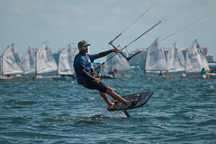 Halloween Howler 2018 (sielsky) Tags: coconutgrovesailingclub sailing kiteboarding ocean miami biscaynebay watersports opti halloweenhowler regatta olympics