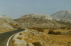 On the Road in Crete (J_Piks) Tags: 1998 greece ellada kriti crete road