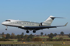 9H-IBD | Bombardier BD700 Global 5000 | Private Jet Co Malta (james.ronayne) Tags: 9hibd bombardier bd700 global 5000 gl5t private jet co malta aeroplane airplane plane aircraft aviation flight flying london luton ltn eggw canon 80d 100400mm raw