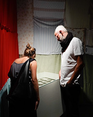 János Brückner/ Premenlivý pôvod (+-0,0) Tags: brückner novasynagoga plusmínusnula premenlivýpôvod zilina exhibition opening synagogoue vernisáž výstava