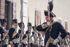 16 Reggimento Treviso (aldo.callegaro) Tags: 16reggimentotrevisoserenissimarepubblicadiveneziarepubblicavenetasoldiershistoricalreenactmentparataparademilitaremilitary serenissima repubblicadivenezia repubblicaveneta soldati soldiers historicalreenactment parata parade militare military sciabola sword